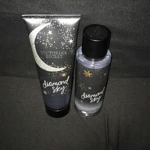 Victoria Secret Diamond Sky Fragrance Mist